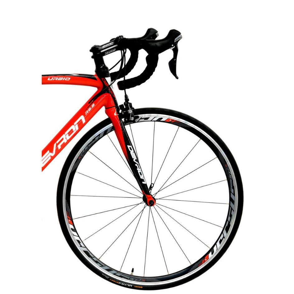 Bicicleta Devron Urbio Road Race R6.8 M Devil Red 540mm