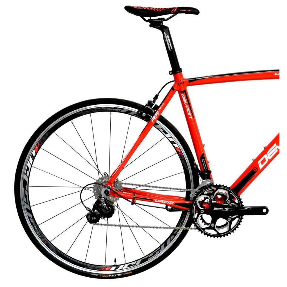 Bicicleta Devron Urbio Road Race R6.8 M Devil Red 540mm - 1