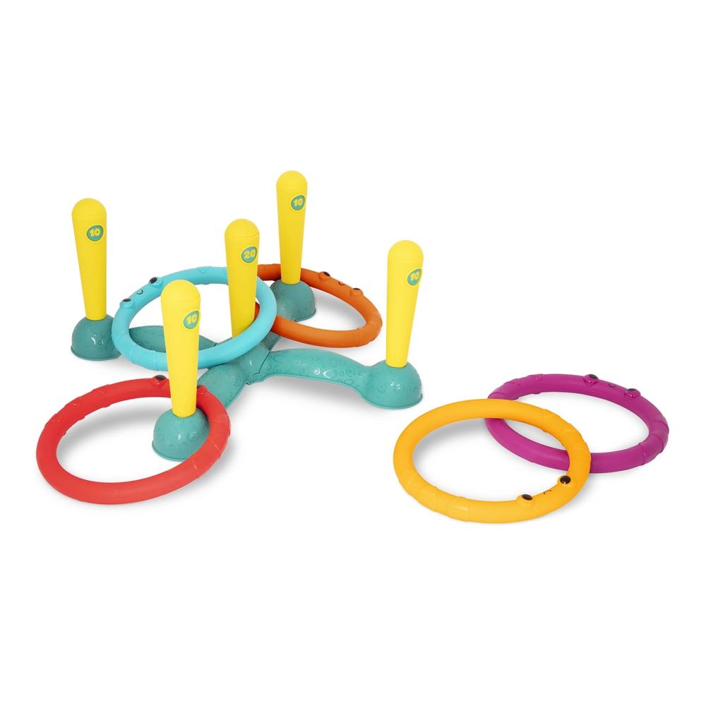 Joc de aruncat inele B.Toys