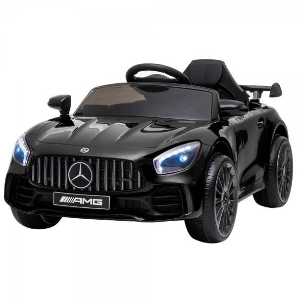 Masinuta electrica Chipolino Mercedes Benz GTR AMG black - 4