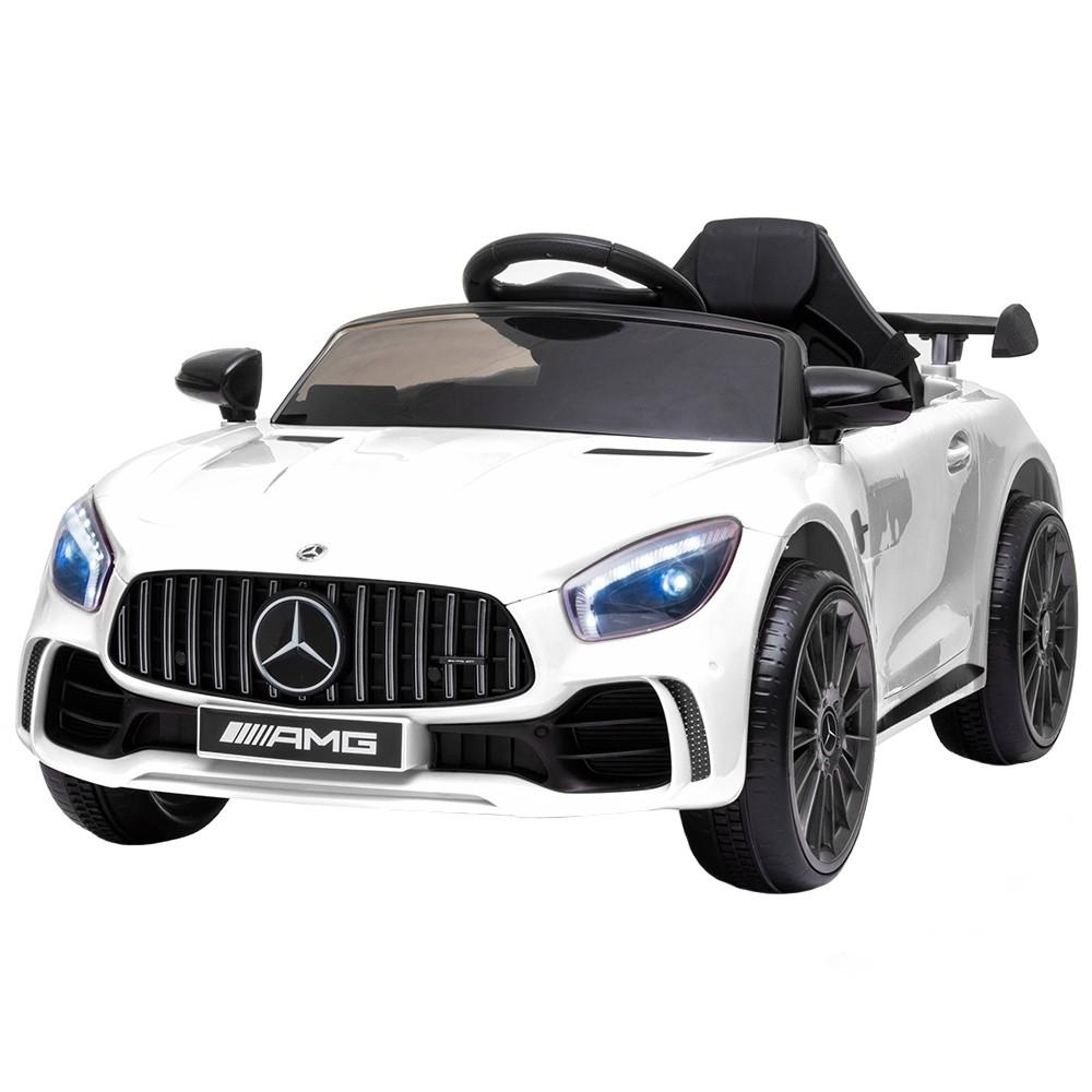 Masinuta electrica Chipolino Mercedes Benz GTR AMG white - 3