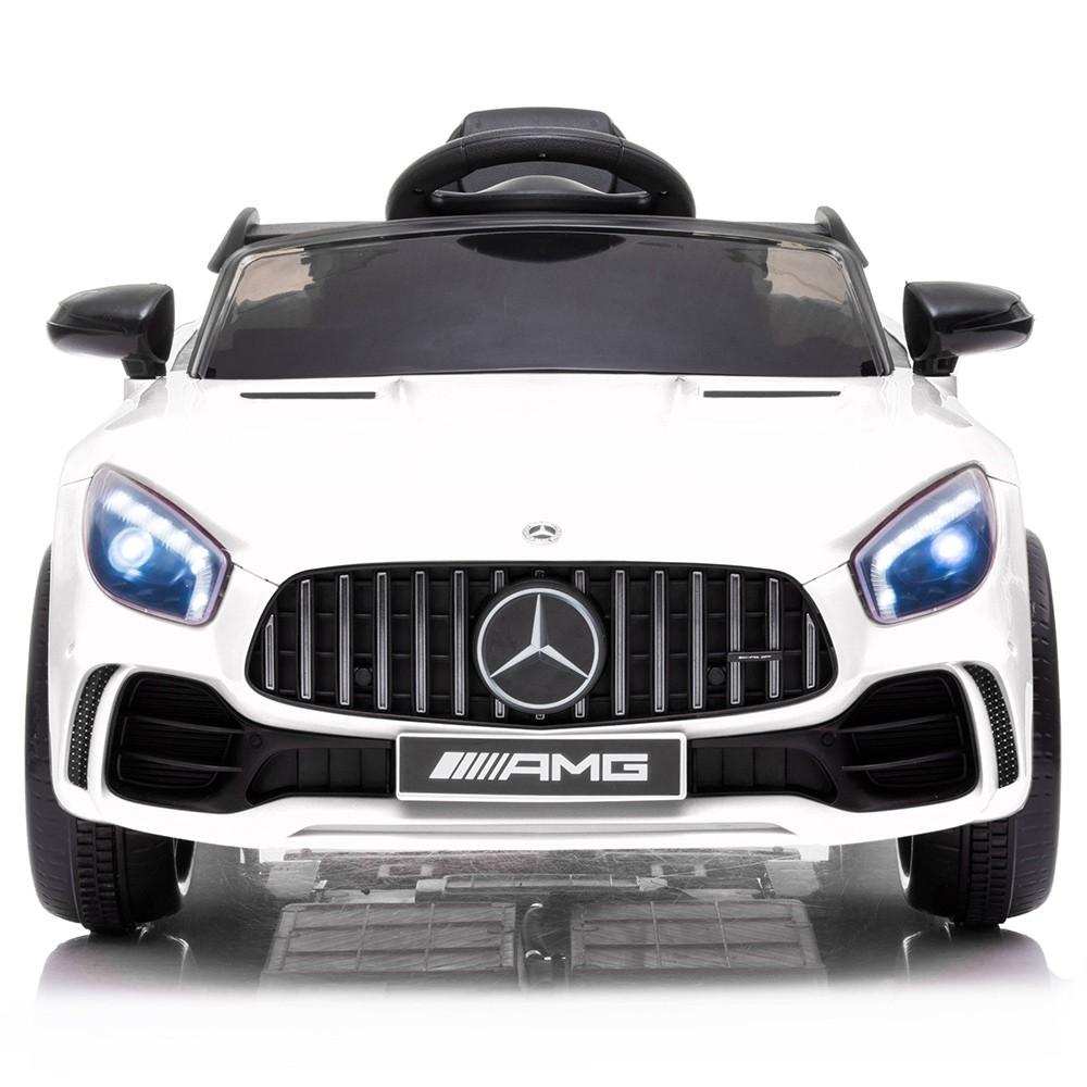 Masinuta electrica Chipolino Mercedes Benz GTR AMG white