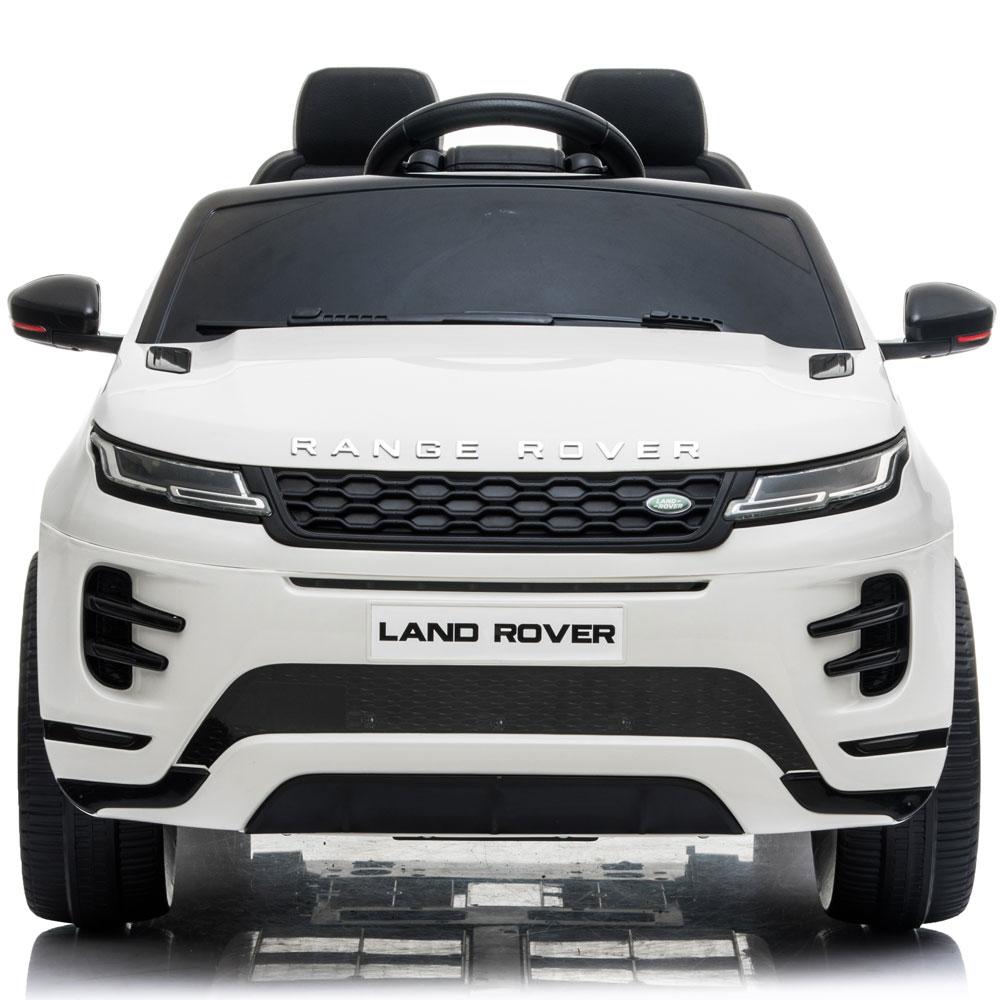 Masinuta electrica Range Rover Evoque 4x4 alb