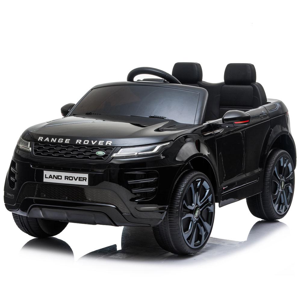 Masinuta electrica Range Rover Evoque 4x4 negru - 3