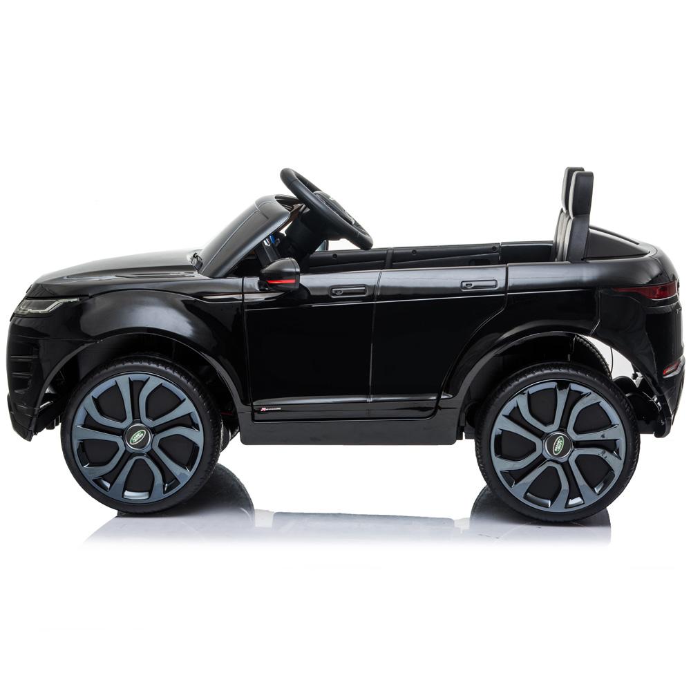 Masinuta electrica Range Rover Evoque 4x4 negru