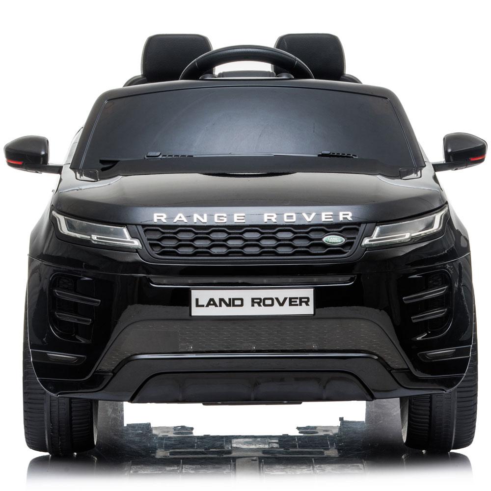 Masinuta electrica Range Rover Evoque 4x4 negru - 1