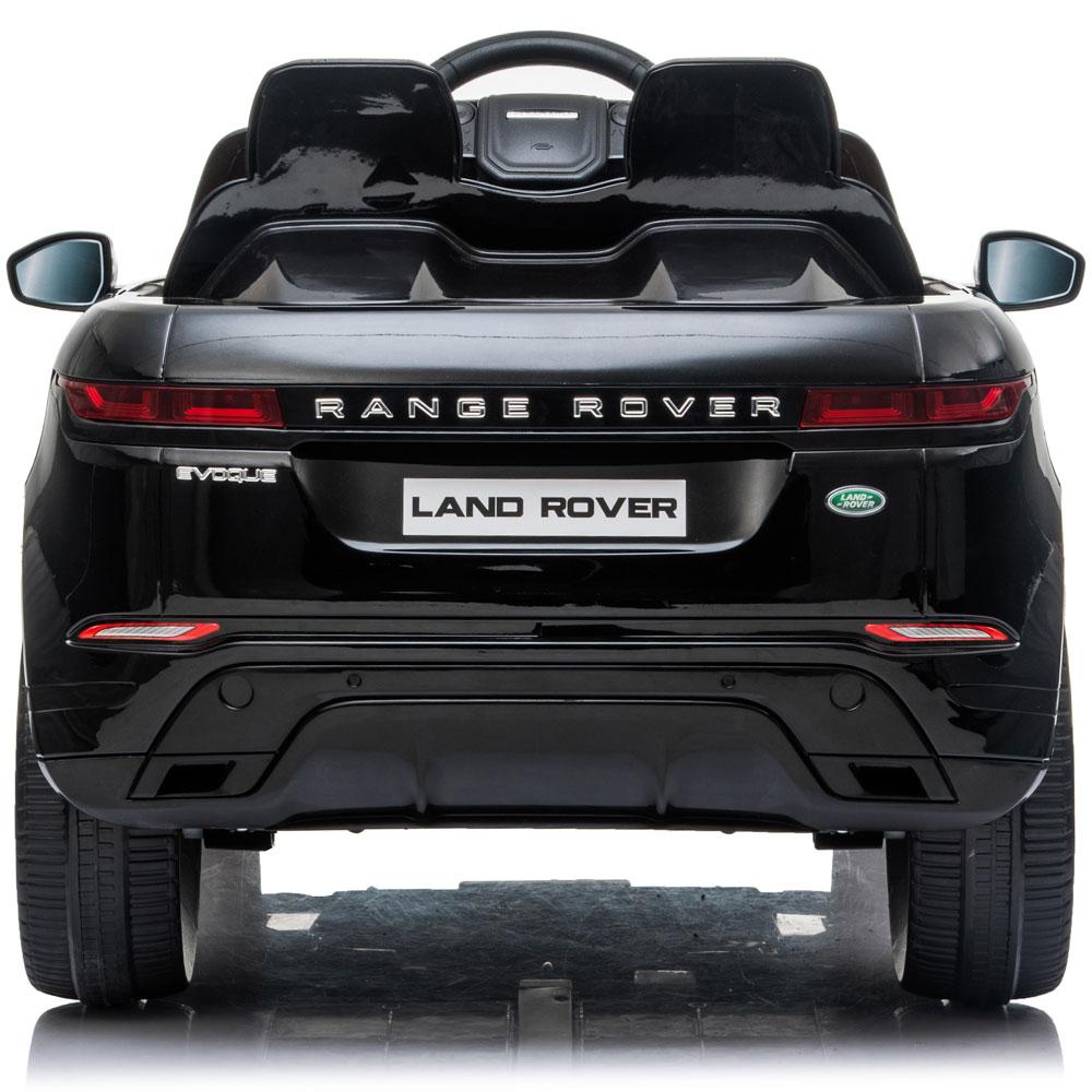Masinuta electrica Range Rover Evoque 4x4 negru - 2