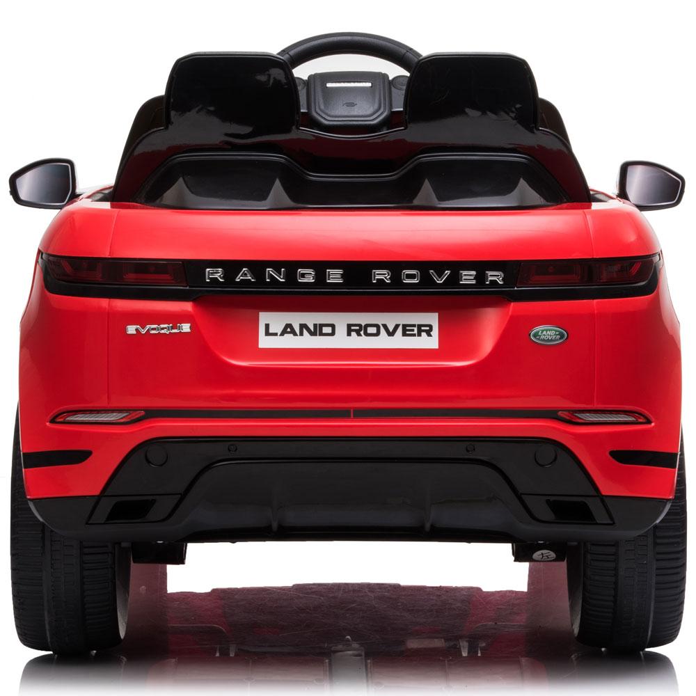 Masinuta electrica Range Rover Evoque 4x4 rosu