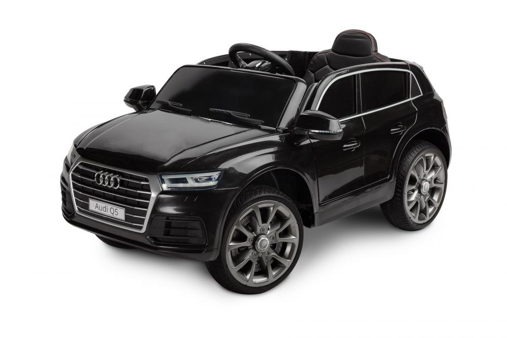 Masinuta electrica cu telecomanda Audi Q5 Neagra