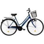Bicicleta Oras Dhs Citadinne 2812 albastru 28 inch L
