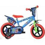 Bicicleta PJ Masks 12 Dino Bikes 412UL-PJ