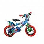Bicicleta PJ Masks 16 Dino Bikes 416U-PJ