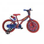Bicicleta Spiderman 16 Dino Bikes-616SM