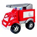 Masinuta de pompieri cu scara 36 x 21 x 23 cm Bino