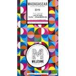 Ciocolata belgiana artizanala cu yuzu si merisoare Madagascar eco 70g Millesime