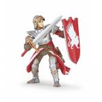 Figurina Papo Cavaler medieval Grifon