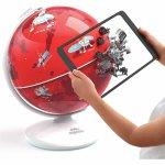Glob interactiv Orboot Marte Jucarie educativa bazata pe Realitate Agumentata Shifu Shifu028