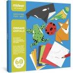 Kit origami animale 60 foi Mideer MD4015