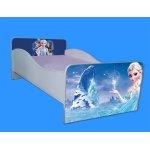 Patut Elsa - Frozen 160x80 fara saltea, cu sertar