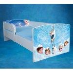 Patut Olaf Frozen 160x80 cu saltea si sertar