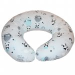 Perna pentru alaptare Eko 100% bumbac 60X60cm Panda