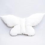 Pernuta Butterfly alb 35x30 cm