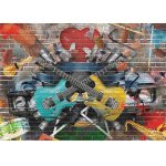 Puzzle Gold Puzzle Musical Graffiti 1500 piese