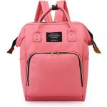 Rucsac multifunctional mamici Colors Bambinice Roz
