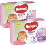 Scutece-chilotel Huggies Pants nr 6 Girl 15-25 kg 60 buc