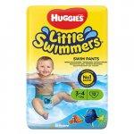 Scutece-chilotel pentru apa Huggies Little Swimmers 3-4  7-15 Kg  12 buc
