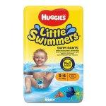 Scutece-chilotel pentru apa Huggies Little Swimmers 5-6 12-18 Kg  11 buc