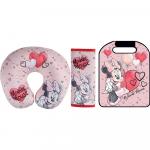 Set calatorie 3 piese Minnie Hearts Disney CZ3103415