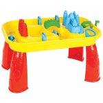 Set de joaca Pilsan Water and Sand Table