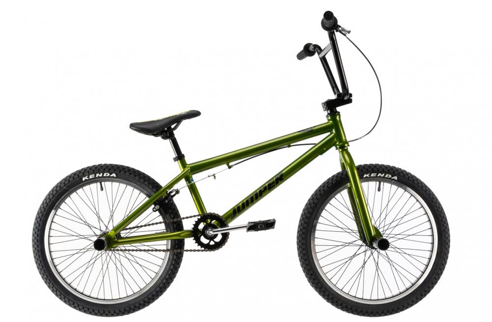 Bicicleta copii Bmx Jumper 2005 - 20 inch verde