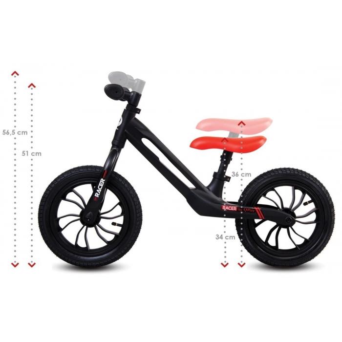 Bicicleta fara pedale Sun Baby 015 Racer Black - 2