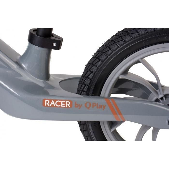 Bicicleta fara pedale Sun Baby 015 Racer Grey - 1