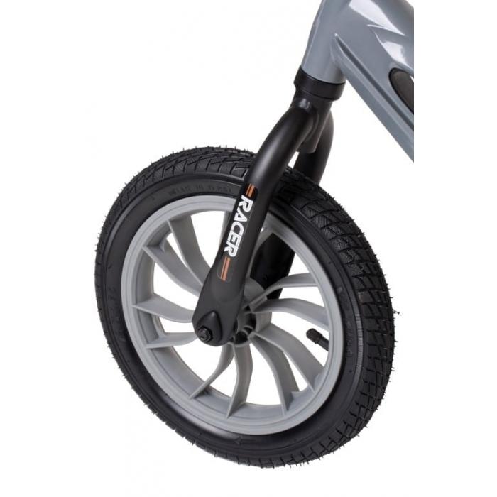 Bicicleta fara pedale Sun Baby 015 Racer Grey - 3