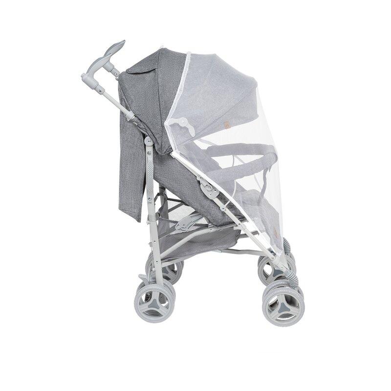 Carucior sport Irma Grey Dark Grey Lionelo - 11