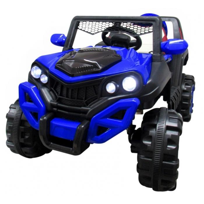 Masinuta electrica cu telecomanda si functie de balansare 4 x 4 Buggy X8 R-Sport albastru - 1