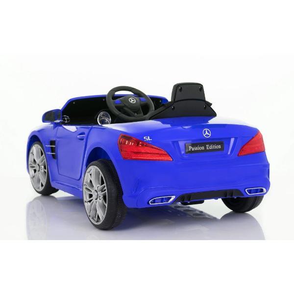 Masinuta electrica Mercedes-Benz SL400 albastru - 1
