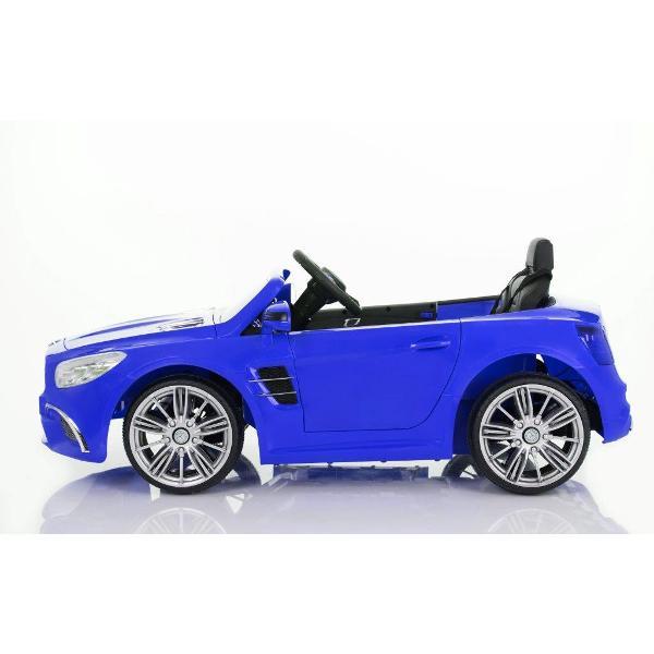 Masinuta electrica Mercedes-Benz SL400 albastru - 2