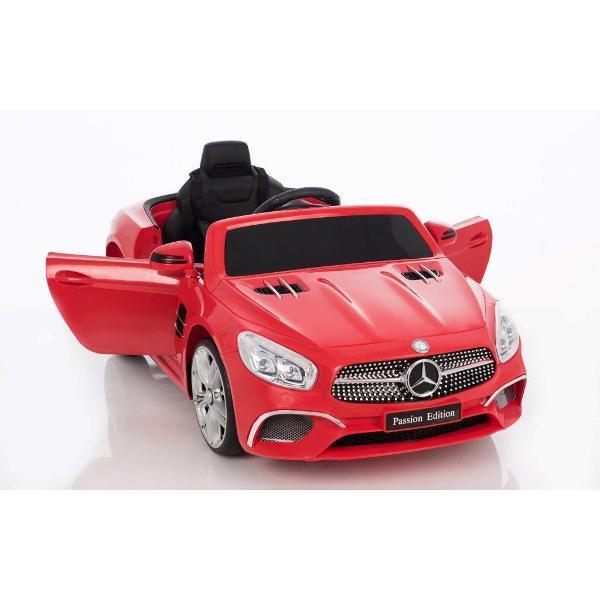 Masinuta electrica Mercedes-Benz SL400 rosu - 1