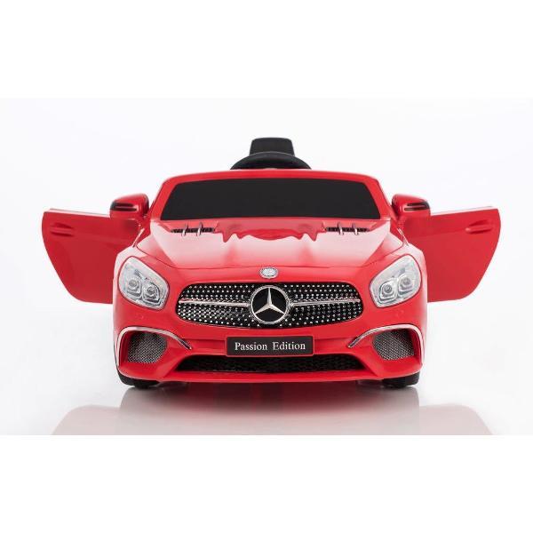 Masinuta electrica Mercedes-Benz SL400 rosu - 2
