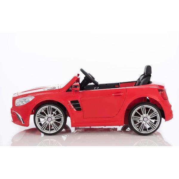Masinuta electrica Mercedes-Benz SL400 rosu - 5