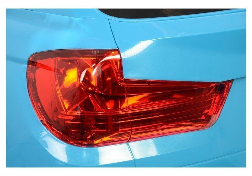 Masinuta electrica cu telecomanda BMW X5 M Blue