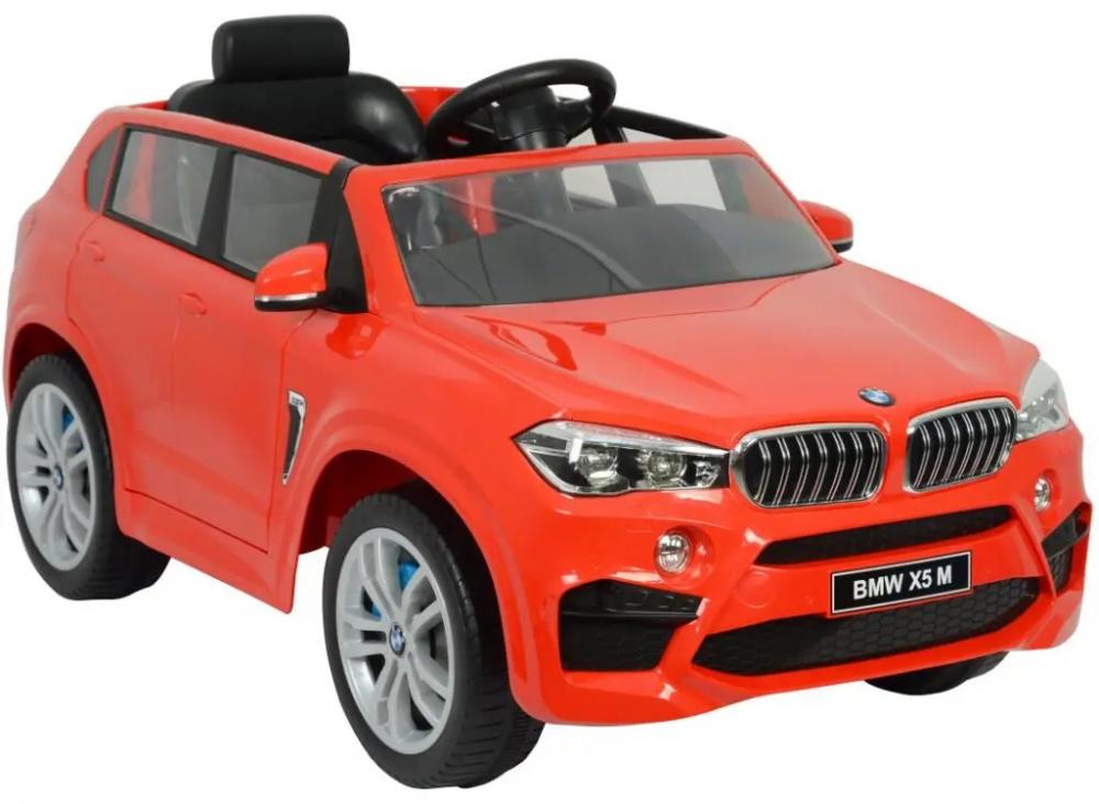 Masinuta electrica cu telecomanda BMW X5 M Red - 1