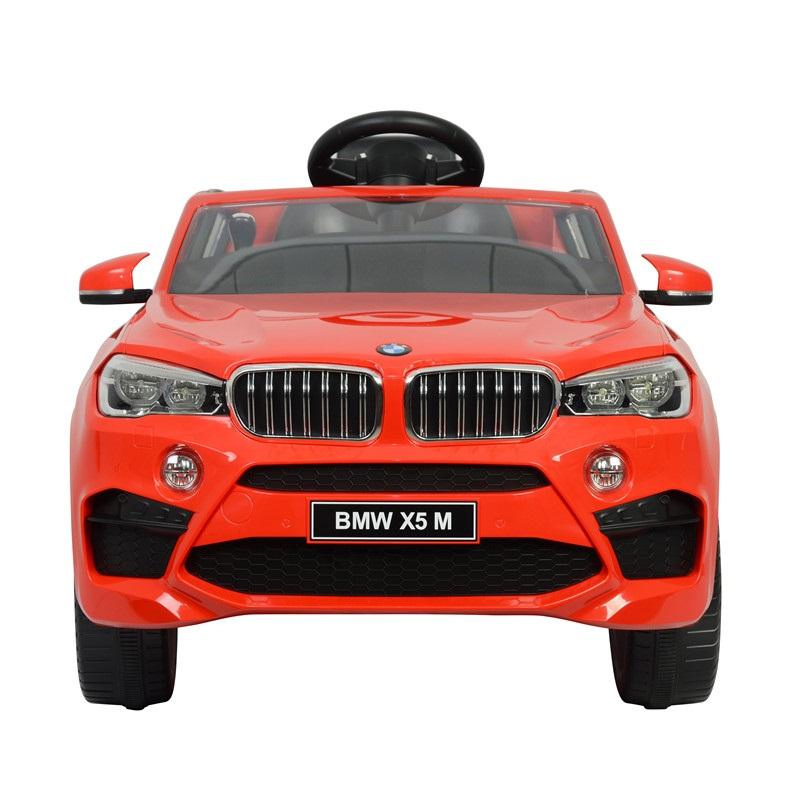 Masinuta electrica cu telecomanda BMW X5 M Red - 2