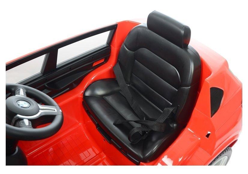 Masinuta electrica cu telecomanda BMW X5 M Red - 6