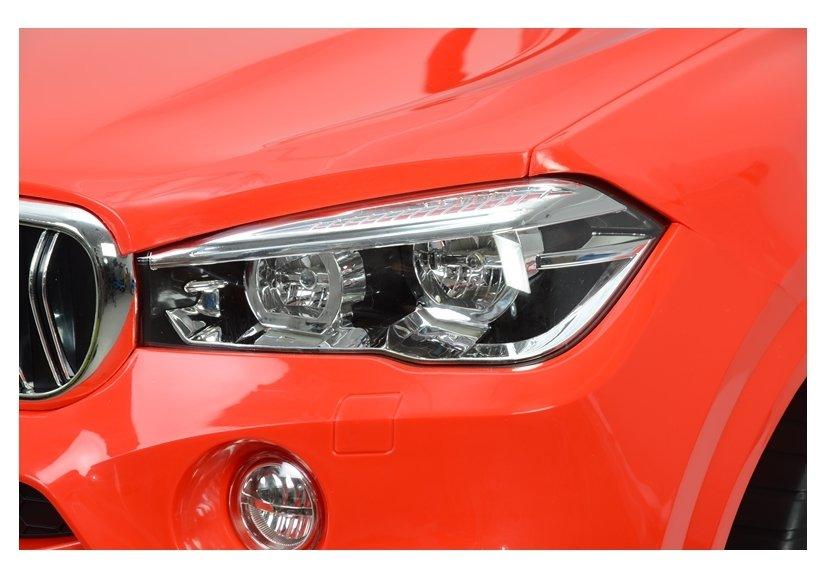 Masinuta electrica cu telecomanda BMW X5 M Red - 8