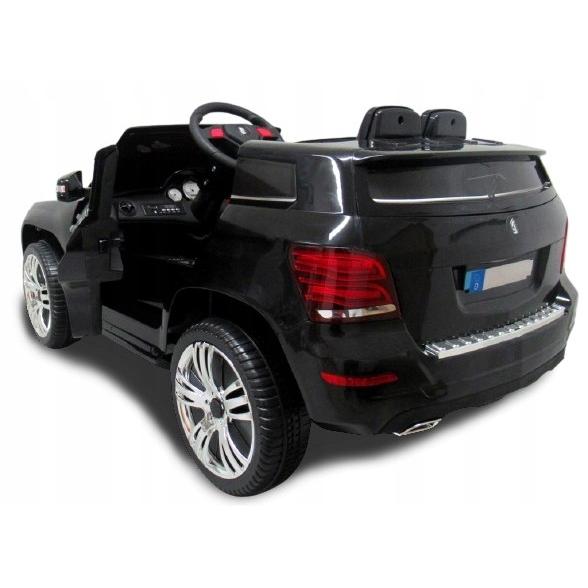 Masinuta electrica cu telecomanda R-Sport SUV X1 negru - 1